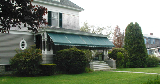 Fabric Awnings